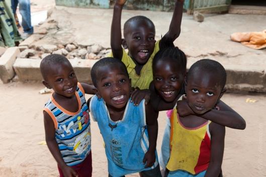 Gambia barn- Ecco