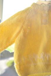 Barnkläder gul tröja