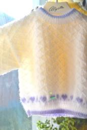 Barnkläder lila tröja